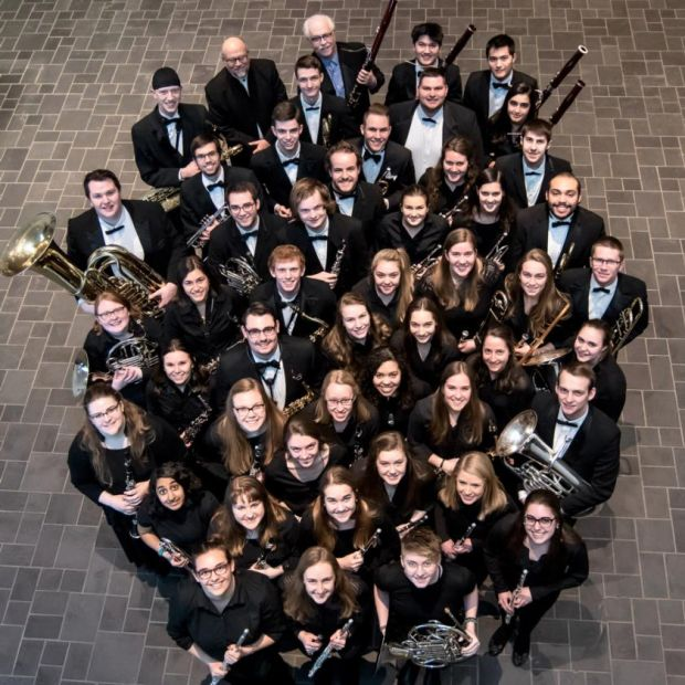 Bethel University Wind Symphony will perform a selection of Irish and Scottish airs including Amazing Grace, Loch Lomond and four Scottish dances.