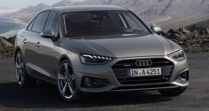 The new Audi A4 has been restyled, equipped with new engines and given a buffed-up interior