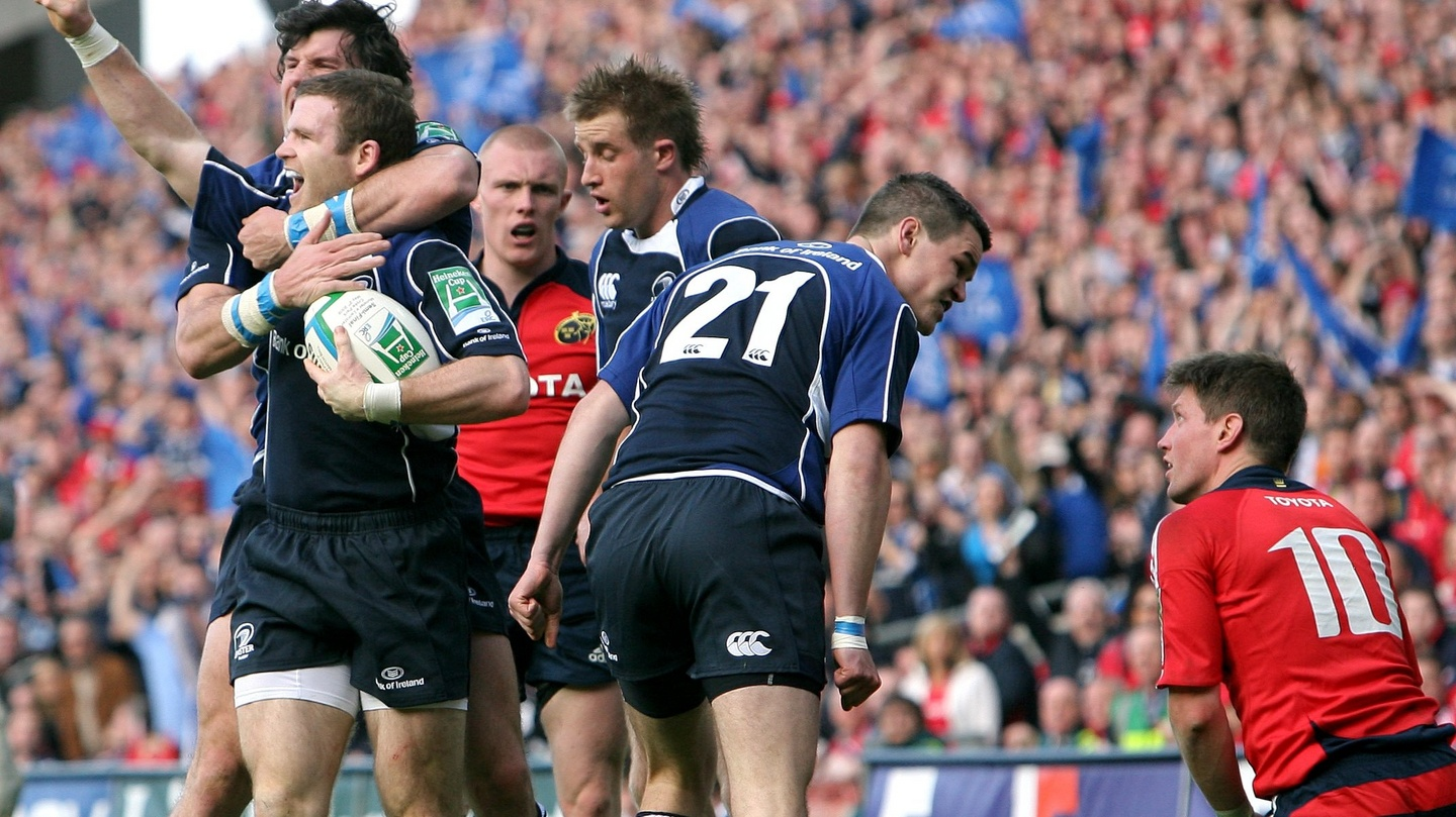 77ad633c5c1 The game that marked a turning point in Leinster-Munster rivalry