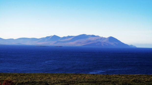 The cliffs here are not particularly distinctive but, I would imagine, it would be a dramatic scene indeed after a northwesterly storm when great Atlantic rollers would be dashing themselves to pieces in a frenzy of foam and spray against their implacable hardness.