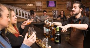 Win a private whiskey blending experience for ten people at the Irish Whiskey Museum