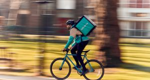 Deliveroo founder  Will Shu said  that Amazon had been an inspiration both to him and to the company he found in 2013