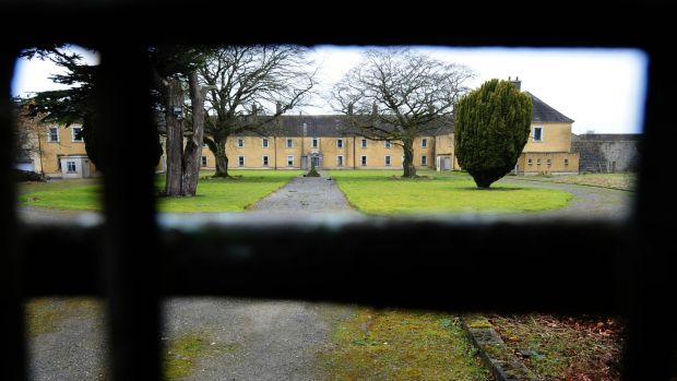 St. Conleth's Reformatory School, Daingean, County Offaly. Photograph: James Flynn/APX