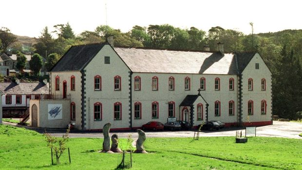 The former Christian Brothers industrial school at Letterfrack, Co Galway. Photograph: Joe O'Shaughnessy