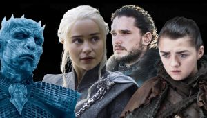 Game of Thrones: endgame. Photographs: HBO