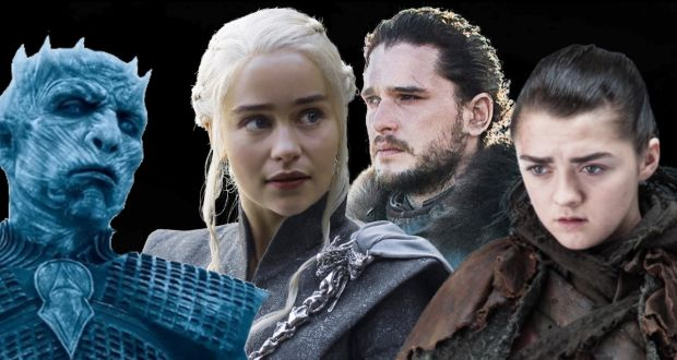 Game of Thrones: The final contenders for the Iron Throne