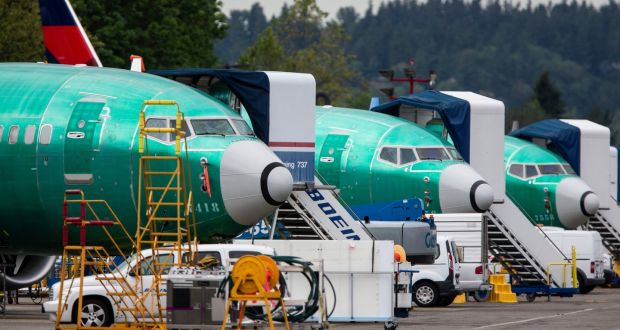 Boeing admits software flaw in 737 Max flight simulator