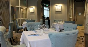 The Old Post Office, Blackrock, Co Dublin, opens on Tuesday for dinner