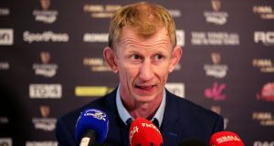 Leinster head coach Leo Cullen: 'I would say we don't get all the selections right, but we try to get them right.' Photograph: James Crombie/Inpho