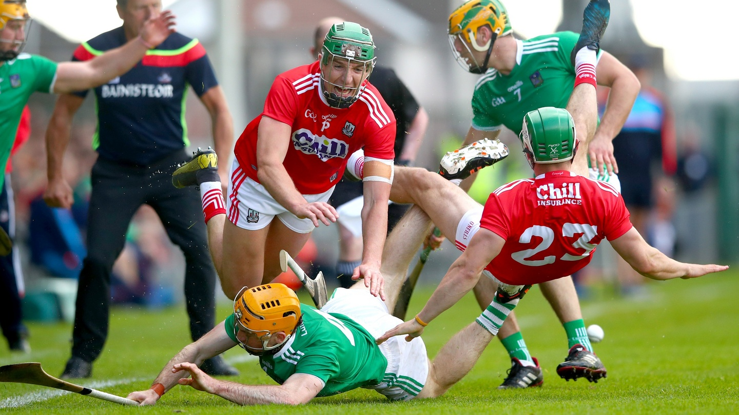 Limericks John Kiely denies phoney wars of hurling league