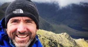 "Séamus Lawless is said to have slipped while in the ""balcony area"" near the summit of Everest after reaching it early last Thursday."