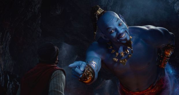 Will Smith in Aladdin: 'Everything is under such critical scrutiny,' the actor says. 'I came up in an era where there was no internet. It's a new thing that I'm trying to get a handle on'
