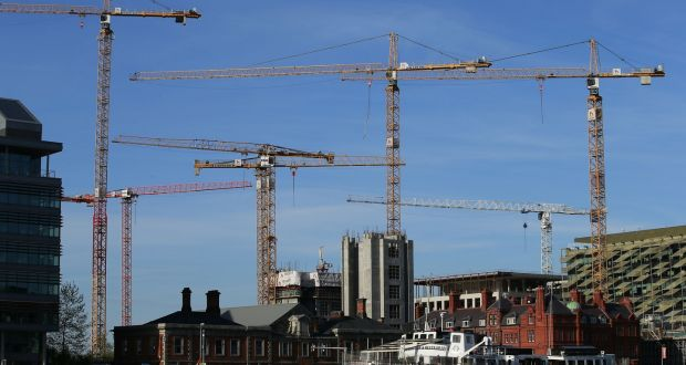 Odds of Dublin property market crash low, according to IMF tool