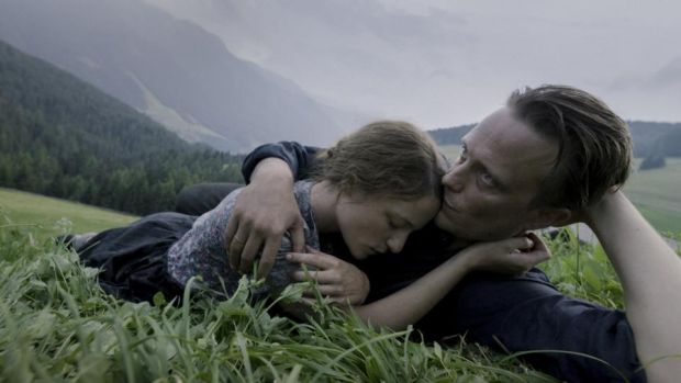 A Hidden Life: Valerie Pachner and August Diehl in Terrence Malick's new film
