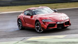 For the Fast and Furious generation, the driving fun is certainly there in the new Supra.