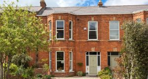 A classic revamped redbrick with many original period details still intact