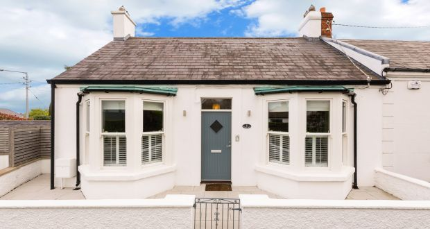 The double-bay fronted, end-of-terrace property was  bought by the current owner in 2011 as a three-bedroom house with a lean-to kitchen and an outside toilet