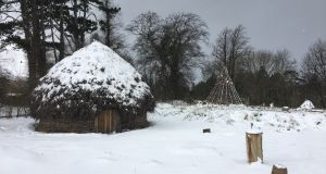 Photograph: UCD Centre for Experimental Archaeology & Material Culture