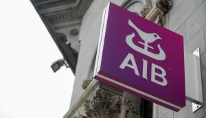 As a majority State-owned bank, the large-scale sale of family home loans could prove particularly problematic for AIB. Photographr: Aidan Crawley/Bloomberg via Getty Images
