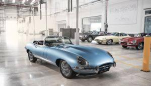 Electrifi has signed a €40 million deal with UK-based Evolution, which has been supplying both fully-rebuilt and upgraded original E-Types, and parts for those cars, for some time now