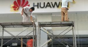 Huawei said the temporary reprieve move bore little meaning for the company as it had been making preparations for a blacklist scenario. Photograph: Reuters