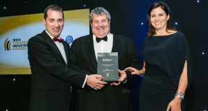 Volkswagen Commercial Vehicles sponsor sixth Irish Construction Industry Awards