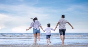 Tusla, the State's child and family agency, strongly advises parents not to take children out of school for holidays during the school year. Photograph: iStock