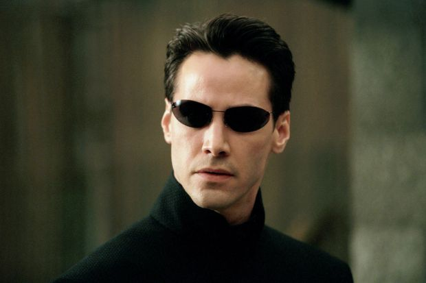 Keanu Reeves in the Matrix series: the actor reportedly renegotiated his contract so the crew got a better deal, at a personal cost of millions
