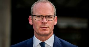 In a detailed briefing today, Simon  Coveney told his Government colleagues that a no-deal Brexit could still be avoided but that the UK government had to come up with a solution and indicate what it wants. File photograph: Liam McBurney/PA