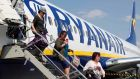 Ryanair has previously declared its intention to become the 'Amazon of travel', or, as chief marketing officer Kenny Jacobs puts it, a 'travel retailer with a low-cost airline at its centre'. Photograph: Gleb Garanich/Reuters