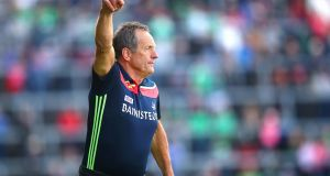 John Meyler says Patrick Horgan's impact on Cork's game stretches far beyond the scoreboard. Photograph: James Crombie/Inpho