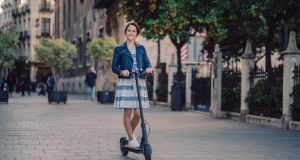 Minister for Transport Shane Ross said the Government will look at how other EU Member States treat e-scooters. Photograph: Getty Images