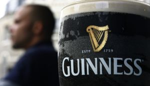 New fathers can take 26 weeks paid paternity leave at the Guinness maker in several markets including Ireland. Photograph: Luke MacGregor / Reuters.