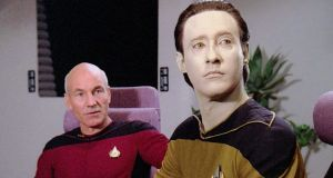 Lieutenant Commander Data (Brent Spiner) to Captain Jean-Luc Picard (Patrick Stewart): '. . . it appears that terrorism is an effective way to promote political change'.