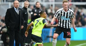 Manchester United are reportedly set to bid for Newcastle's Sean Longstaff. Photograph: Mark Runnacles/Getty