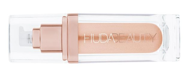 Huda Beauty N.Y.M.P.H. Body Highlighter in Luna, €45 at Brown Thomas.