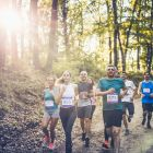 As the summer passes you get stronger, fitter and more confident; you hit new milestones and best of all you get to run the longest run of your life each week. Photograph: iStock