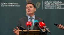 Minister for Finance  Paschal Donohoe. Photograph: Gareth Chaney Collins