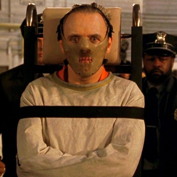 Anthony Hopkins won an Oscar for his performance as Hannibal Lecter in the film of The Silence of the Lambs