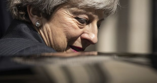 UK prime minister Theresa May. Photograph: Dan Kitwood/Getty Images