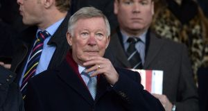 "Former Manchester United manager Alex Ferguson: ""It is unfair . . . to try and retain the authority you once possessed. You have to let go and let the new man and the new regime do what they think is best."" Photograph: Oli Scarf/AFP/Getty"