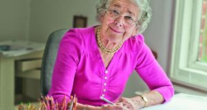 Judith Kerr in 2013: was named Illustrator of the Year at the British Book Awards 2019 last week. Photograph: Eliz Huseyin