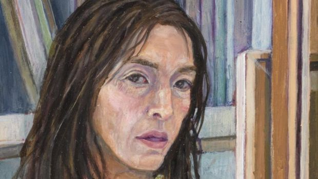 Sahoko Blake's Portrait Of Painter: on display at Royal Hibernian Academy, 15 Ely Place, until August 10th.