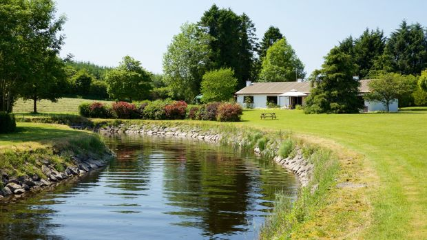 Annagh cottage and lodge, Kilmore, Co Roscommon