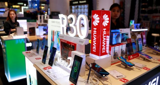 Huawei's future on hold as Trump ban puts pressure on