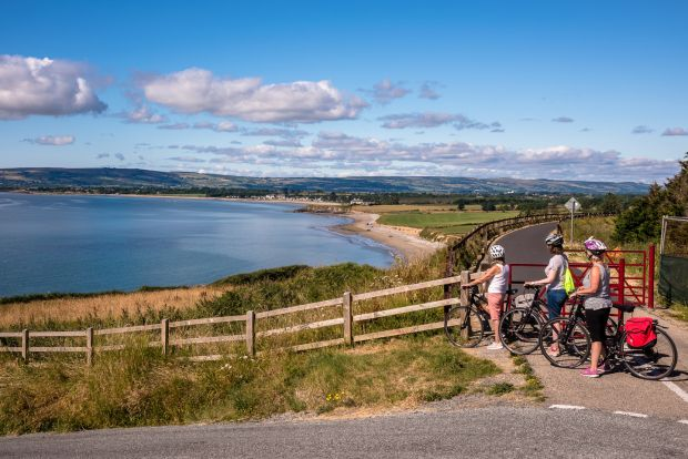 Rediscover the joy of riding a bicycle along the Waterford Greenway.