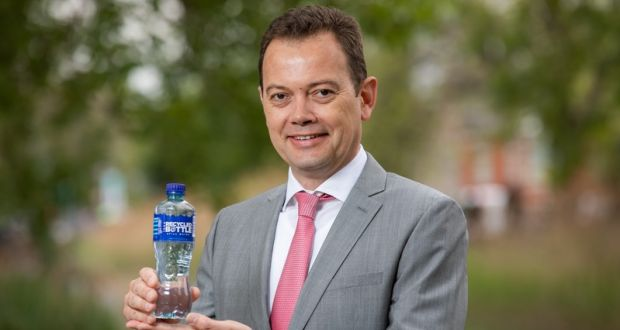 Irish drinks company to use 100 per cent recycled plastic in bottles