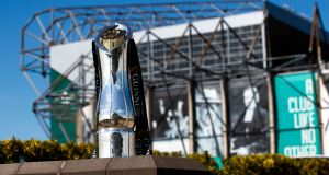 Glasgow Warriors and Leinster Rugby will go toe-to-toe in Saturday's Pro14 final. Photograph: James Crombie/Inpho