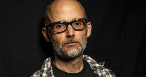Moby: older and wiser? Photograph: Michael Bezjian/Getty
