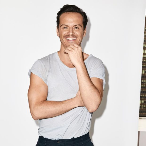 Andrew Scott. Photograph: Aaron Richter/New York Times